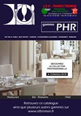 Catalogue PHR 2018